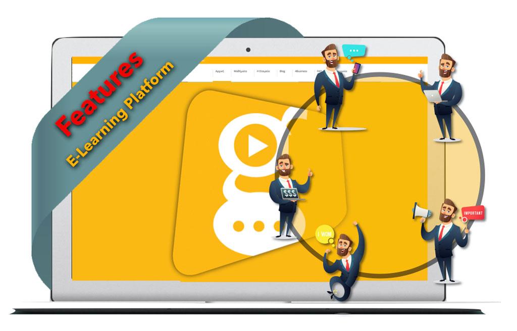 Χαρακτηριστικά Πλατφόρμων E-Learning - Solutions 2Grow