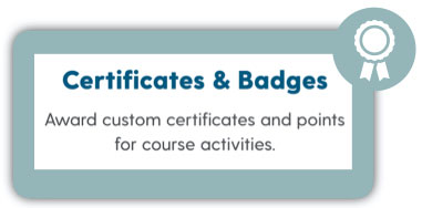 Certificates & Badges - Solutions 2Grow