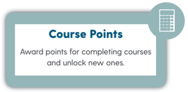 Course Points - Solutions 2Grow