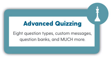 Advanced Quizzing - Solutions 2Grow