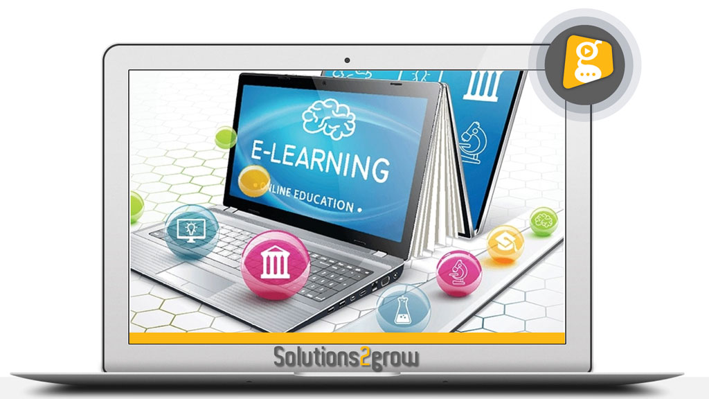 E-Learning Online Education - Solutions 2Grow